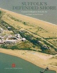 front cover of Suffolk's Defended Shore book