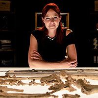 presenter professor Alice Roberts