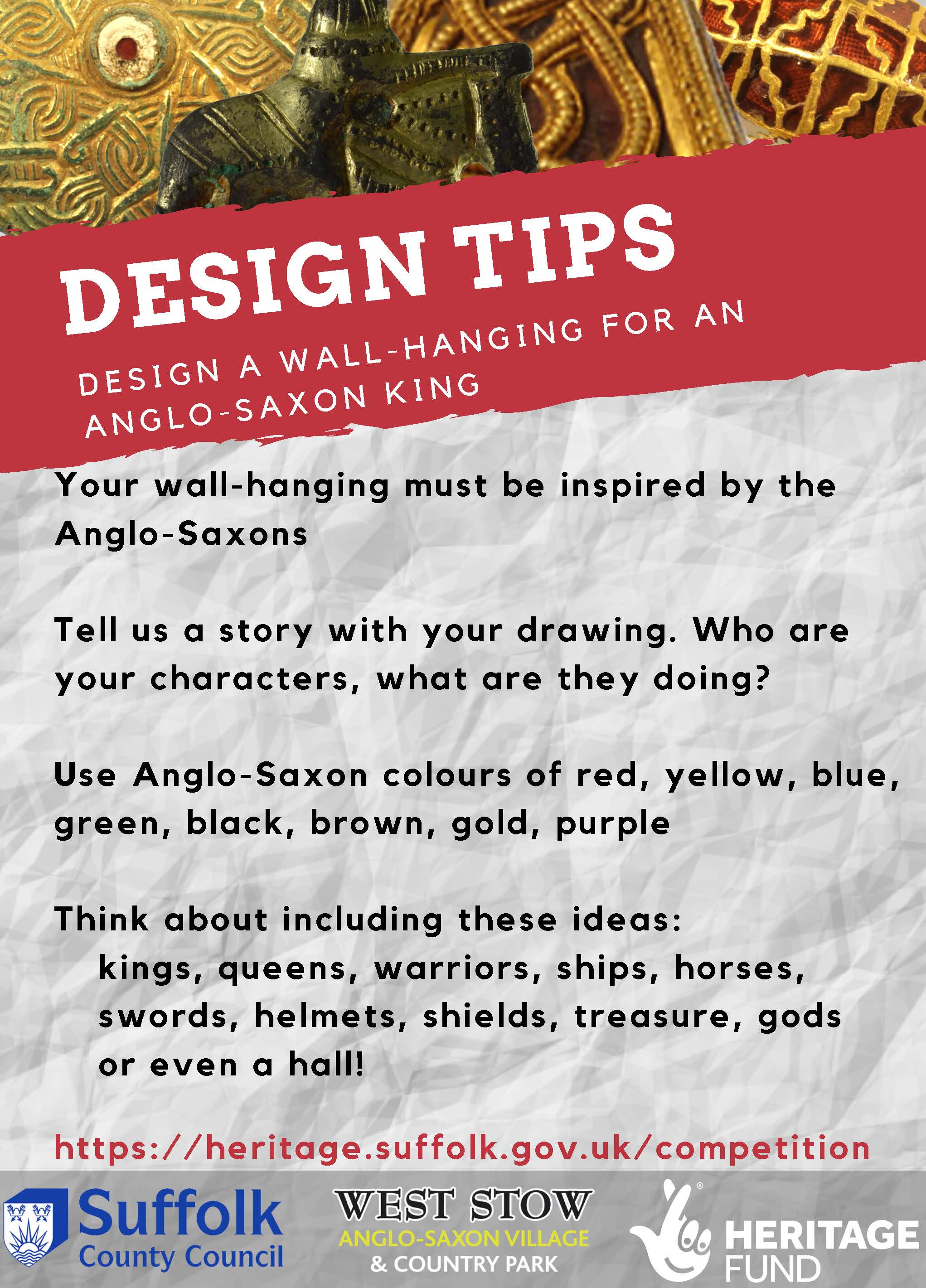 poster for design tips