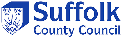 Logo Suffolk County Council