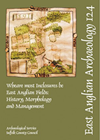 front cover with historical illustration of field plots