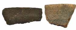 anglo-saxon pottery sherds