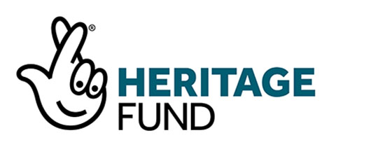 Logo for National Lottery Heritage Fund